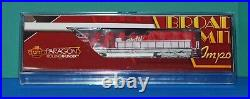 N-Scale Broadway Limited MKT/UP SD70ACe DCC Powered Locomotive withSound #1988