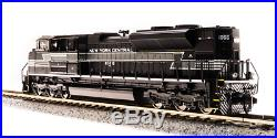 N Scale Broadway Limited Norfolk Southern/NYC Heritage SD70ACE DCC with Sound