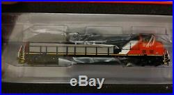 N Scale CN Canadian National Scaletrains River Counter ET44 DCC & Sound #3104