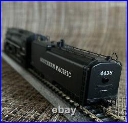 N-Scale Con-Cor 01-3877 GS-4 4-8-4 Wartime Northern SP#4438 DCC & Sound