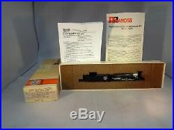 N Scale Con-Cor 4-6-2 Great Northern Stm Loco & Tender DCC Digitrax 136PS Sound
