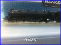 N Scale Dcc Sound Undecorated 2-6-6-2 Articulated Steam Engine Vandy Tender