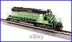 N Scale EMD SD40-2 Loco. WithDCC & Sound Burlington Northern #6811 BLI #3703