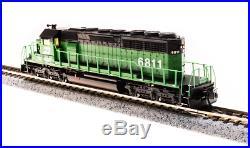 N Scale EMD SD40-2 Loco. WithDCC & Sound Burlington Northern #6923 BLI #3704