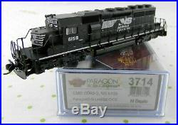 N Scale EMD SD40-2 Locomotive withDCC & Sound Norfolk Southern #6159 BLI #3714