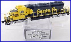 N Scale EMD SD40-2 Locomotive withDCC & Sound Santa Fe #5085 IMRC #69320S-04