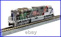 N Scale EMD SD70ACe withDCC & Sound Union Pacific The Spirit Kato 176-1943-LS