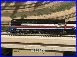 N Scale Kato 126-0311 GS-4 American Freedom Train #4449 DCC and Sound