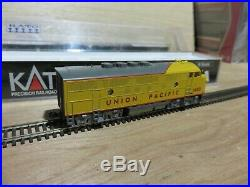 N Scale Kato cat #176-1103 EMD F3A #1402 UP DCC Sound Chip Fitted