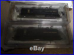 N Scale Locomotive Lot, DCC and Sound