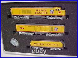 N Scale, Overland #2863.1Union Pacific Gas Turbine, #30, withdcc/sound, orig box, light