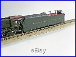 N Scale PRR M1A 4-8-2 #6735 PARAGON 3 Sound/DC/DCC Broadway Limited, LATEST RUN