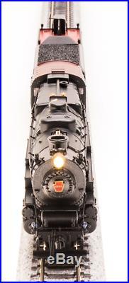 N Scale PRR M1a 4-8-2, #6743, Pre-War Version, Paragon2 Sound/DC/DCC PCM-001