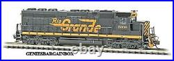 N Scale RIO GRANDE DCC & SOUND EQUIPPED SD45 Locomotive BACHMANN New 66453