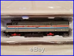 N Scale Rapido Trains 15555 Emd Fl9 Amtrak (ph. 3) #488 DCC Sound Equipped New