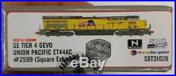 N Scale Scaletrains UP Union Pacific ET44AC DCC/Sound # 2599