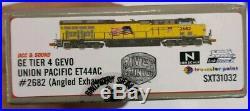 N Scale Scaletrains UP Union Pacific ET44AC DCC/Sound # 2682