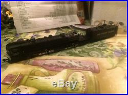 N Scale Southern Pacific AC12 Cab Forward 4275 WithDCC And Sound