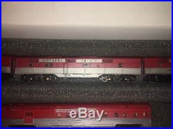N Scale Southern Pacific Golden State Passenger Train Dcc Sound Custom Paint SP