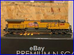 N Scale Union Pacific AC6000 Custom Painted/Detailed DCC/Sound Equipped