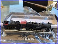 N gauge Brass GHB PRR L1 Mikado 2-8-2 #1454 DCC & Sound