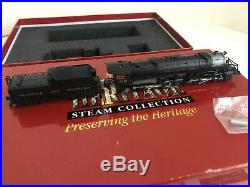 N gauge Steam Heritage Collection N&W 2-8-8-2 steam loco DCC with Sound
