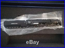 N scale Athearn Union Pacific Challenger #3943 Dcc and Sound