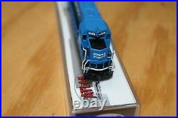 N scale Atlas Locomotive SD50 Master Line Gold Series Conrail DCC Sound #6818