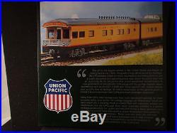 N-scale Kato #1260401-ls +106085 +106086 Up Excursion Steam Train Set DCC Sound