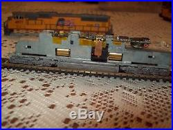 N scale Kato Union Pacific SD70M withDCC Sound decoder