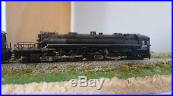 N scale cabforward intermountain southern pacific 4-8-8-2 Dcc with sound