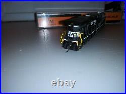 N scale fox valley ES44DC locomotives DCC Sound