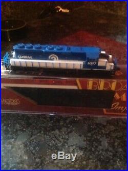 N scale locomotive Broadway Limited EMD SD40-2 paragon3 sound Conrail 6397Dcc/dc