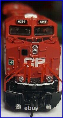 N scale locomotives DCC SOUND