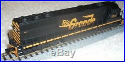 New Atlas D&rgw Sd-50 #5507 DCC Ready, New Digitrax Sound Decoder Included