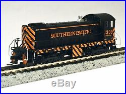 New Atlas N DCC/Sound Alco S-2 Loco Tiger Stripes Southern Pacific #1339
