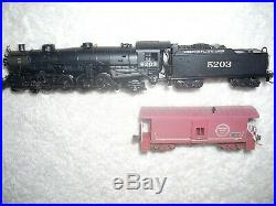 New Bachmann Missouri Pacific 4-8-2 Factory Sound & DCC With Mtl Mp Caboose
