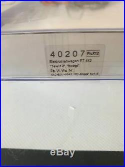 Piko 40207 Elektrotriebwagen ET442 Talent 2 BWEGT DCC+Sound Neu