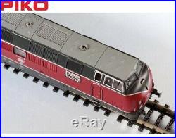 Piko N 40501 Diesellok BR 221 115-9 der DB DCC Digital / Sound NEU + OVP