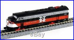 RAPIDO 15504 N Scale EMD FL9 EDER-5 As Built NH New Haven #2014 w DCC/SOUND