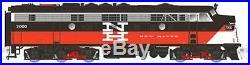 RAPIDO TRAINS 15511 N Scale New Haven 2008 EMD FL9 with LokSound/DC/DCC/SOUND