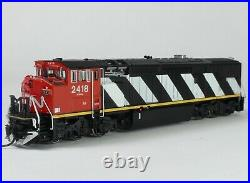 Rapido N 8-40CM withESU DCC (non sound) Canadian National CN stripe- you choose #