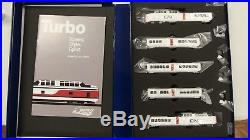 Rapido N Scale 520505 Canadian National Turbotrain DCC & Sound