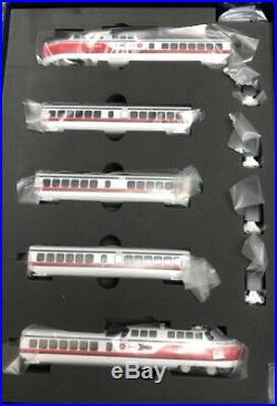 Rapido N Turbotrain with DCC and sound Amtrak