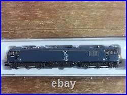 Revolution N Gauge Class 92 DCC Sound locomotive Caledonian Sleeper teal