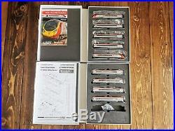 Revolution Rapido Pendolino Class 390 Virgin Trains DCC Sound fitted N Gauge