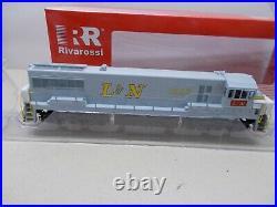Rivarossil & N Diesel Locomotivege U25c-dcc Sound #1523ho Scale