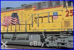 Rivet Counter N Scale GE Tier 4 GEVo C45AH, Union Pacific