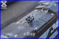 Rivet Counter N Scale GE Tier 4 GEVo ET44AC, Norfolk Southern
