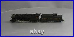 Samhongsa HO Scale BRASS N&W 4-8-2 Steam Locomotive & Tender with Sound & DCC